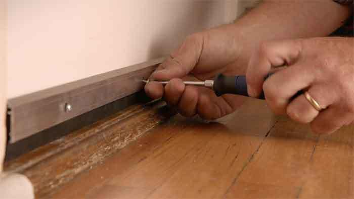 install door sweep