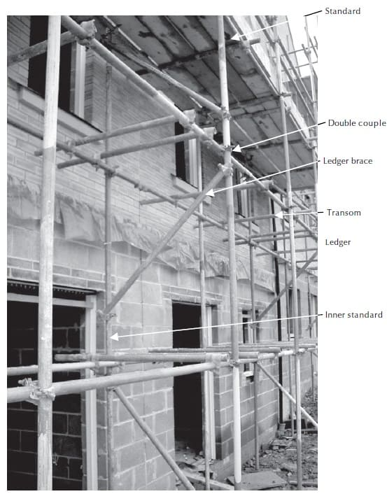 Independent scaffold