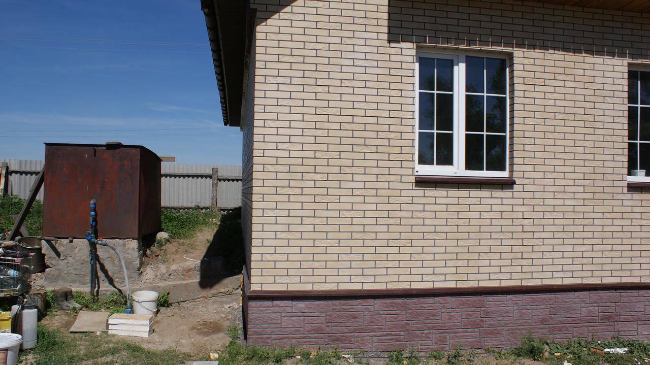 Утепление фасада панелями