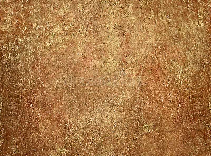 Golden stucco. Texture in venetian style royalty free stock images
