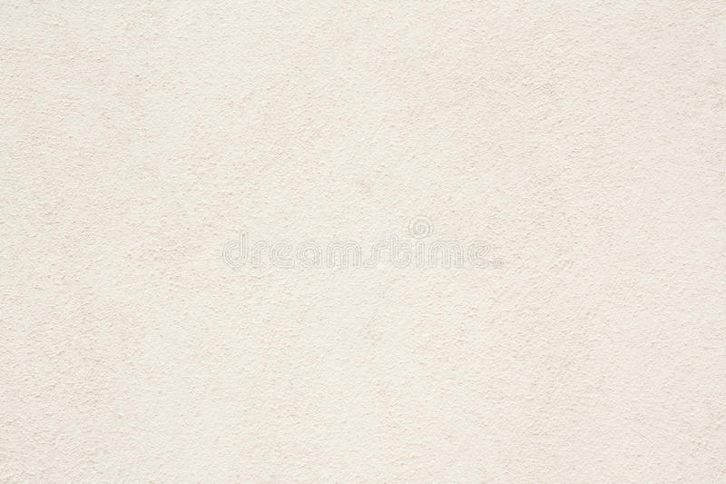 Stucco Wall. Off white stucco textured wall royalty free stock image