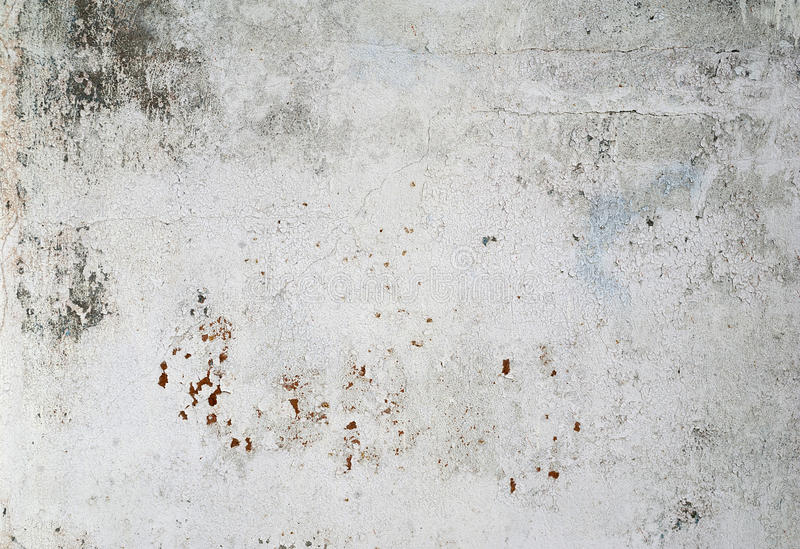 Texture of old wall covered with gray stucco. Texture of old rustic wall covered with gray stucco royalty free stock photos
