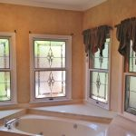 Bathroom stained glass – scottish stained glass (5)