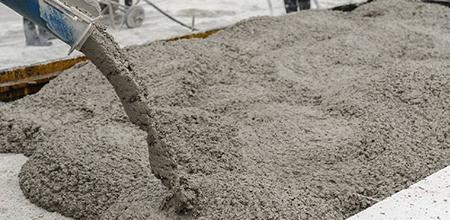 бетон в тоннах